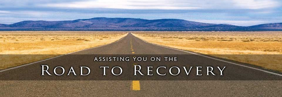Assisting You on the Road to Recovery